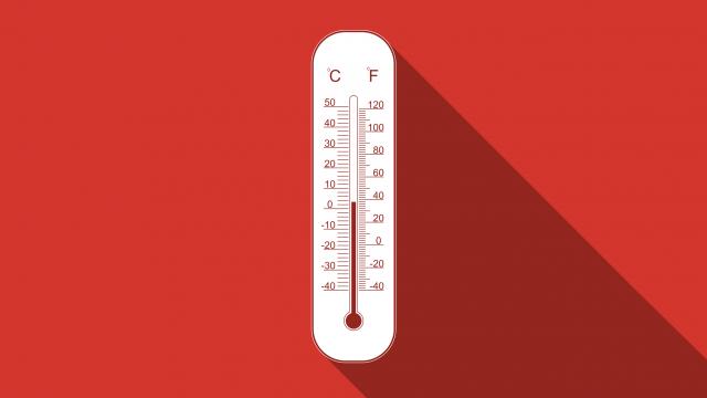 مقياس حرارة المنظمات غير الربحية
